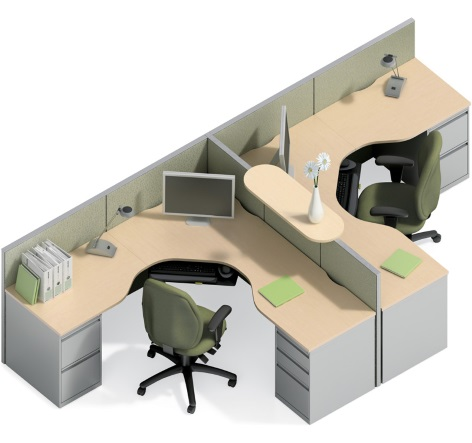 eO+ is an Innovative Modular-Panel and Desking System