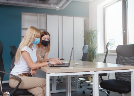 post COVID office space ideas