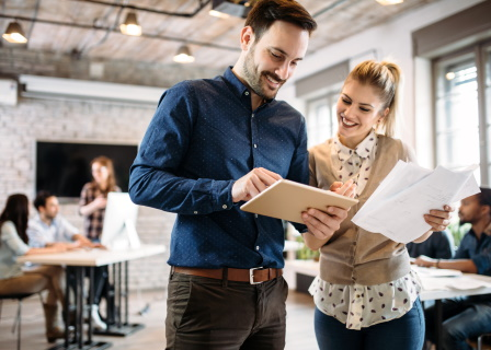 revamping your office space